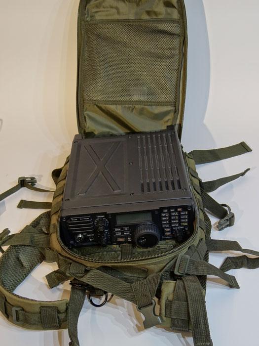 Yaesu Ft 857d Portable Amateur Ham Radio Battery Packs And